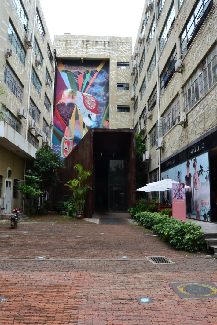 Street art shenzhen