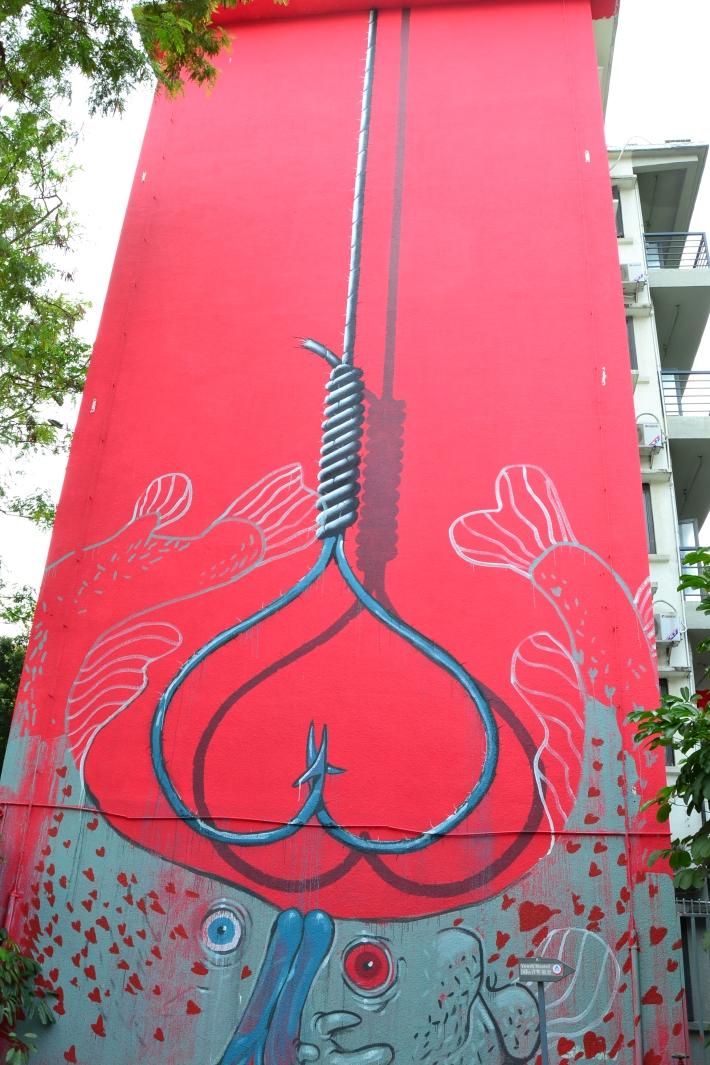 Mural OCT